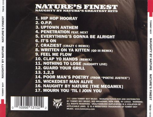 Nature's Finest: Naughty by Nature's Greatest Hits ...