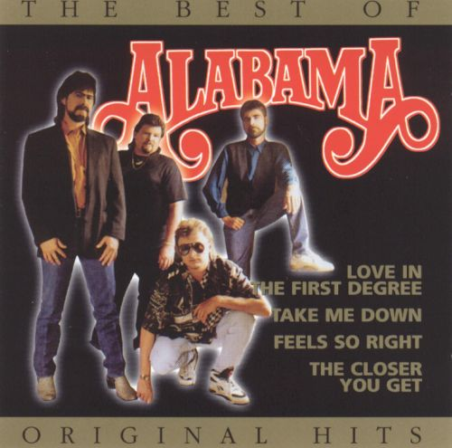 The Best of Alabama: Original Hits