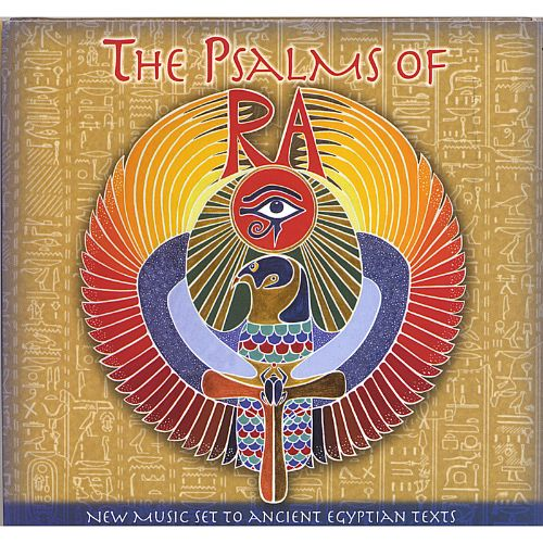 The Psalms of Ra [CD/Book]