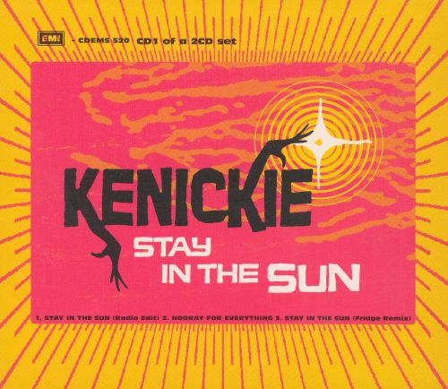 Stay in the Sun [CD1]