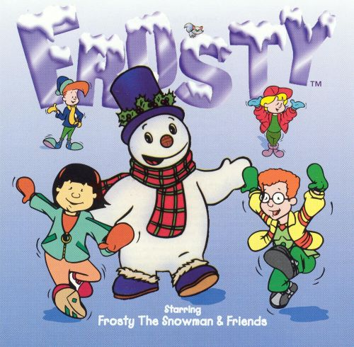 Christmas with Frosty the Snowman  Friends  Various Artists