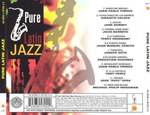Pure Latin Jazz