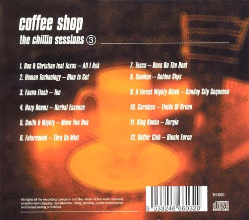Coffee Shop: The Chillin' Sessions, Vol. 3