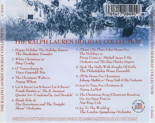 The Ralph Lauren Holiday Collection