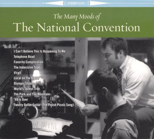 The Many Moods of the National Convention