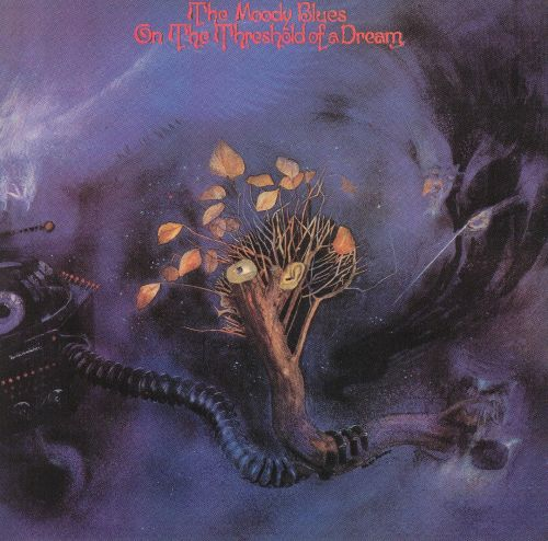 on the threshold of a dream - the moody blues | songs, reviews