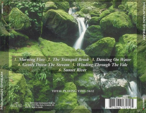 Mountain Stream [Sound of Tranquility]