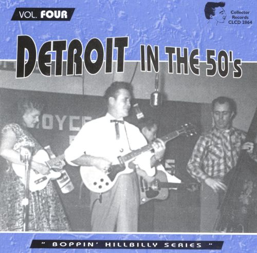 Detroit in the 50's, Vol. 4