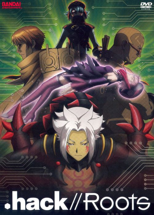 .Hack//Roots [DVD/CD]