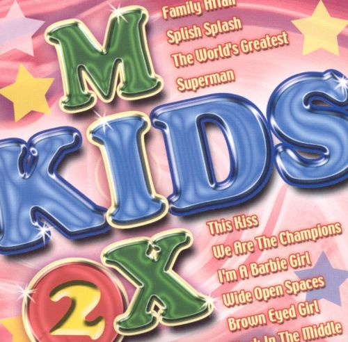 Kids Mix, Vol. 2 [#1]