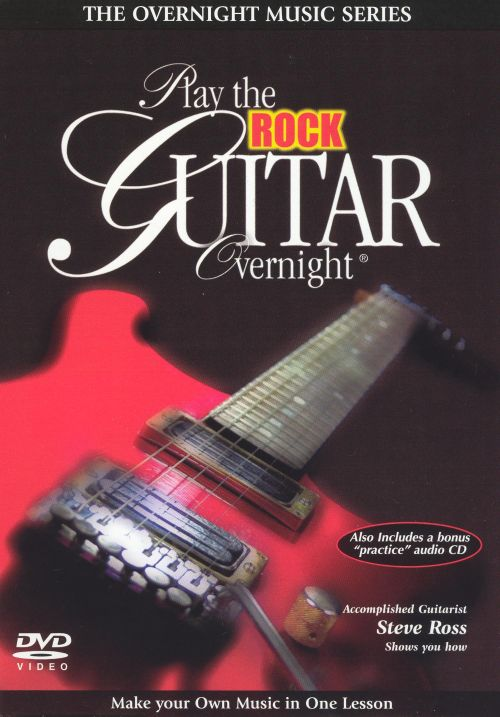 Play the Rock Guitar Overnight