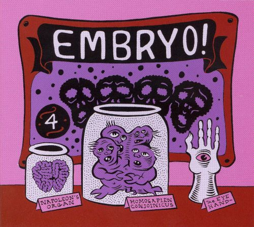 Embryo 4: Homemade Music by Bay Area Musicians