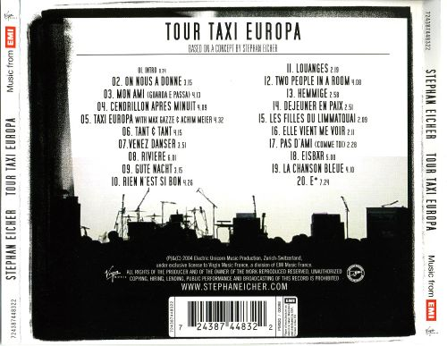 Taxi Europa Live