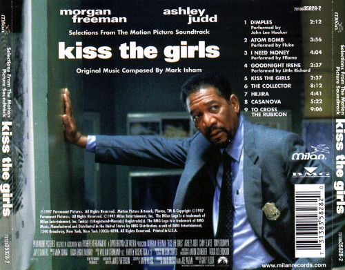 Kiss the Girls [Original Motion Picture Soundtrack]