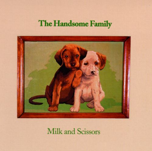 Milk and Scissors