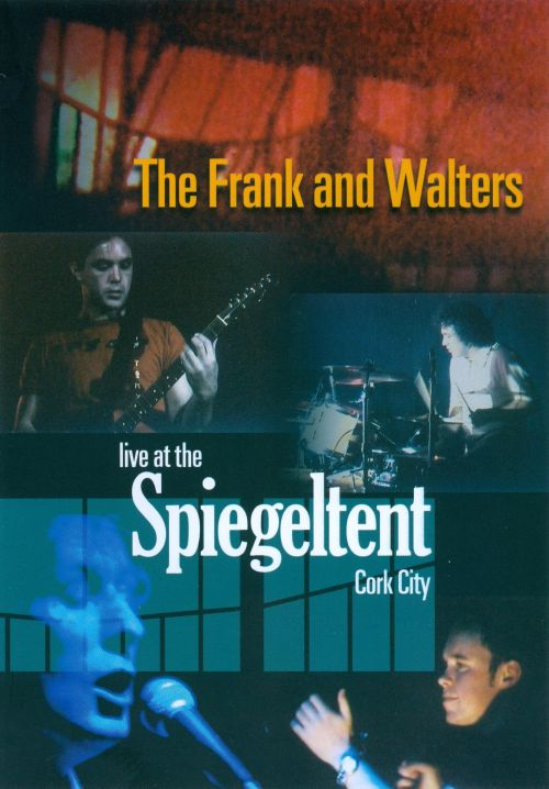 Walters Trip: Live at the Spiegeltent