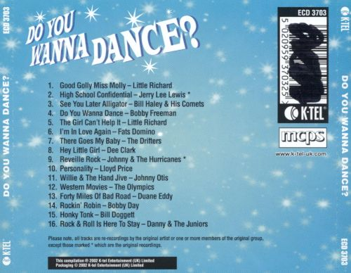 Do You Wanna Dance?: The Fifties a Decade to Remember