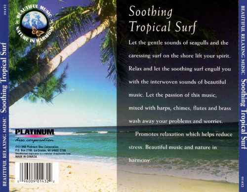 Soothing Tropical Surf