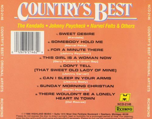 Country's Best [Richmond]