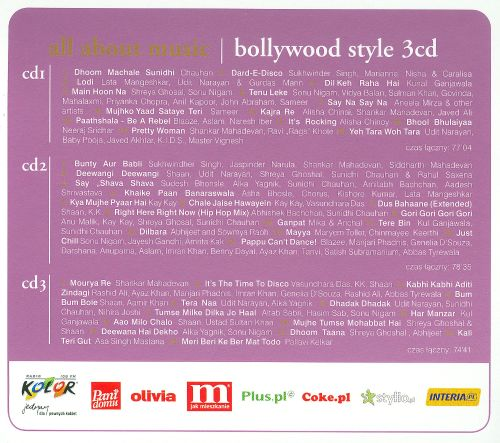 All About Music: Bollywood Style