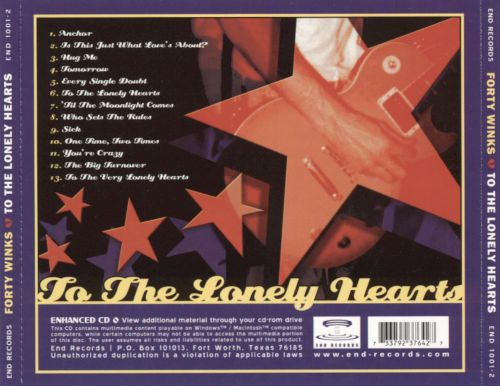 To the Lonely Hearts