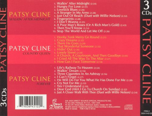 Patsy Cline [Direct Source]