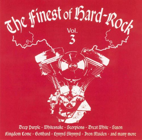 The Finest of Hard Rock, Vol. 3