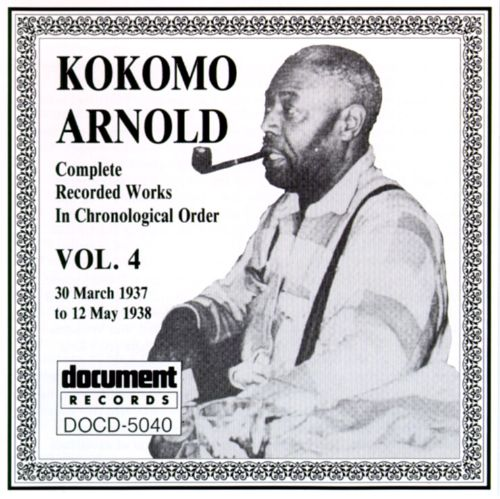 Complete Recorded Works, Vol. 4 (1937-1938)