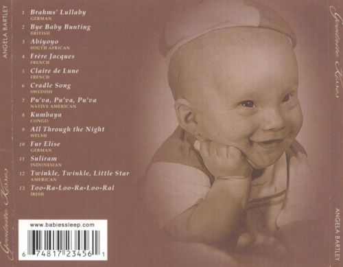 Goodnite Kisses: Lullabies from Around the World