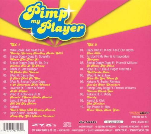 Pimp My Player: 20 Hot Trax In A Lean Back Mix