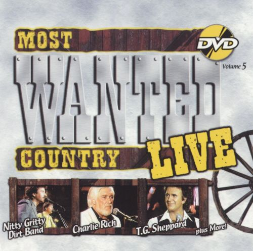 Most Wanted Country Live, Vol. 5 [DVD]