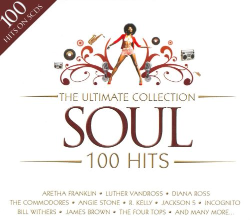 Ultimate Collection: Soul