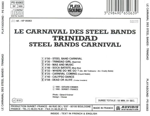Steel Bands Carnival