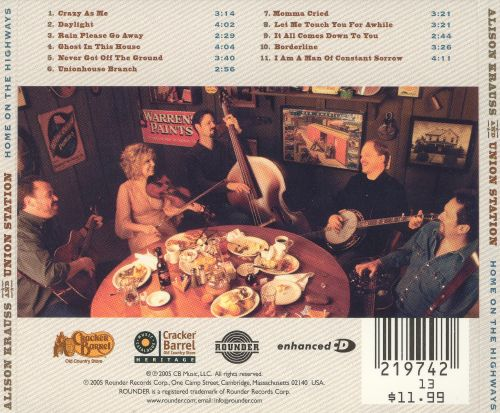 Home on the Highways: Band Picked Favorites