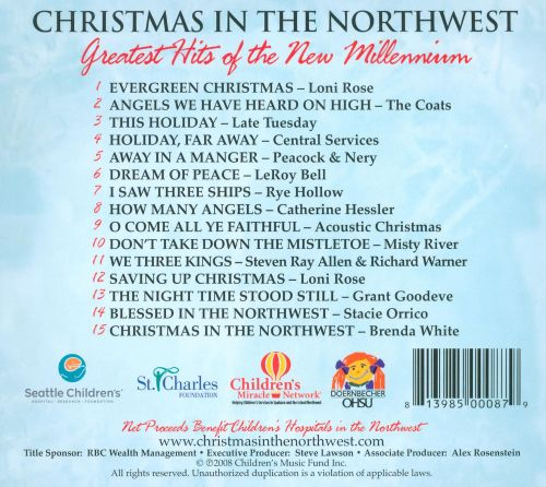 Christmas in the Northwest: Greatest Hits of the New Millennium