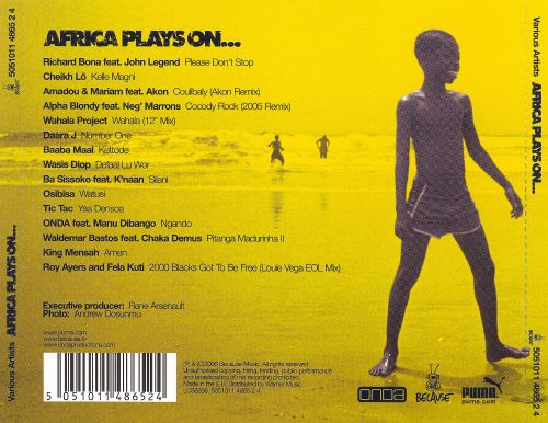 Africa Plays On