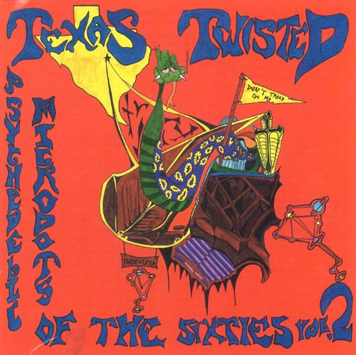 Psychedelic Microdots, Vol. 2: Texas Twisted