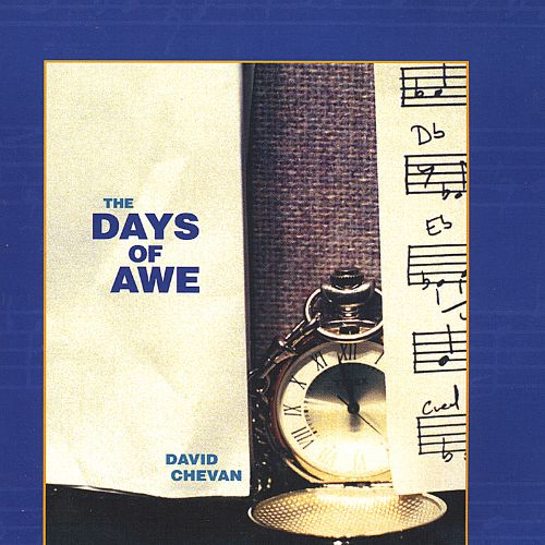 The Days of Awe: Meditations for Selichot, Rosh Hashanah, And Yom Kippur