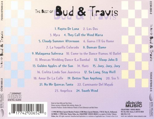 The Best of Bud & Travis
