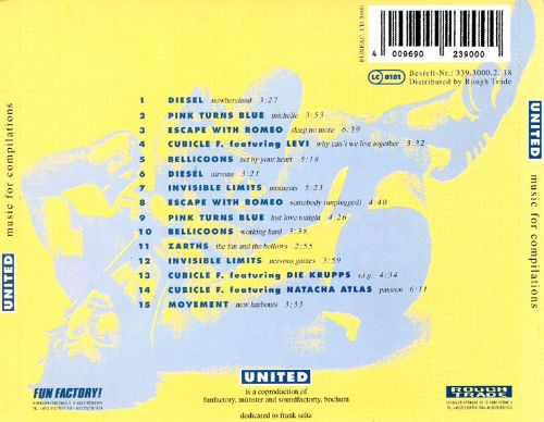 United: Music for Compilations