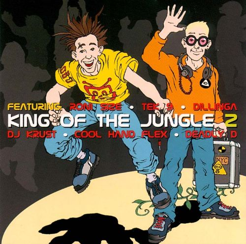 King of the Jungle, Vol. 2