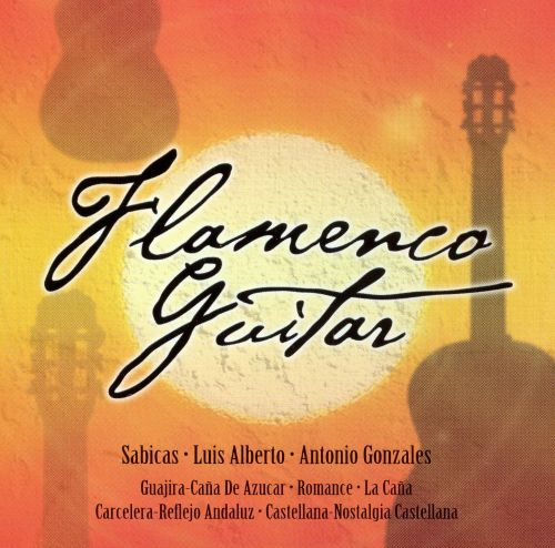 Flamenco Guitar [St. Clair]