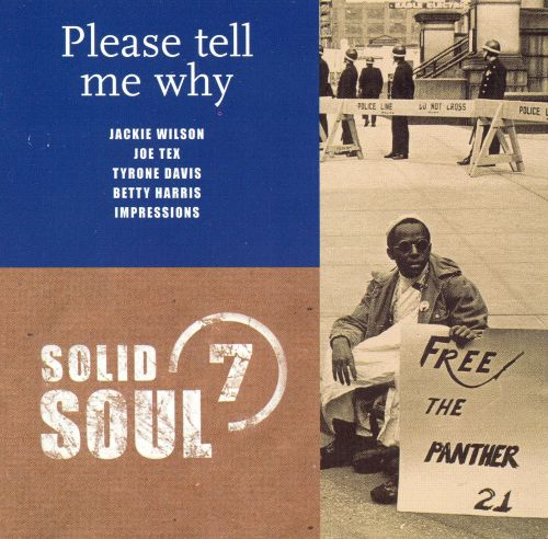 Solid Soul, Vol. 7: Please Tell Me Why