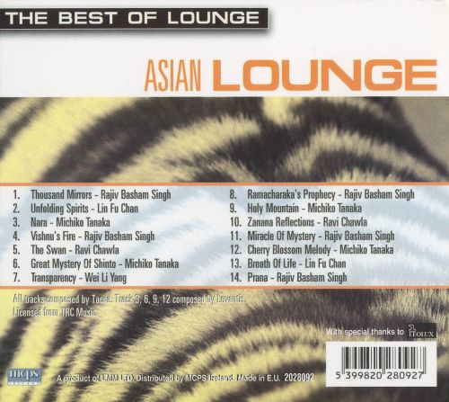 The Best of Lounge: Asian Lounge