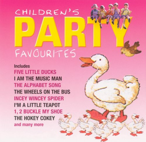 Children's Party Favourites