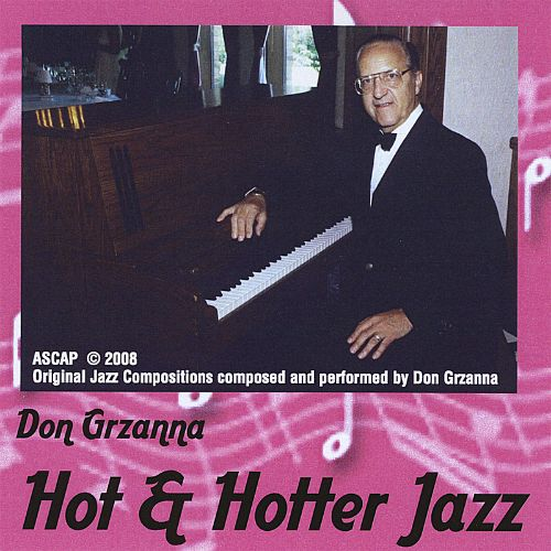 Hot and Hotter Jazz