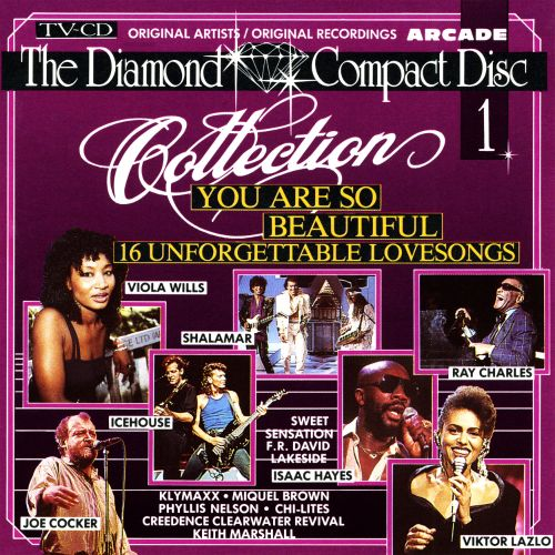 The Diamond Compact Disc Collection, Vol. 1: So Beautiful