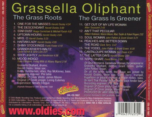The Grass Roots/The Grass Is Greener