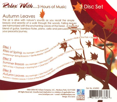 Relax with: Autumn Leaves