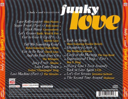 Body and Soul: Funky Love